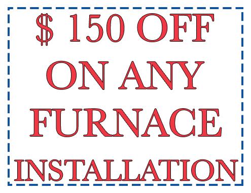 Furnace installation company Near me