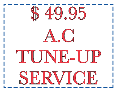 AC Tune Up Service